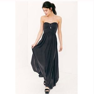 UO strapless maxi Greek style